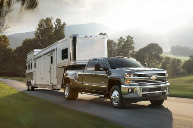 2017 Chevrolet Silverado dually
