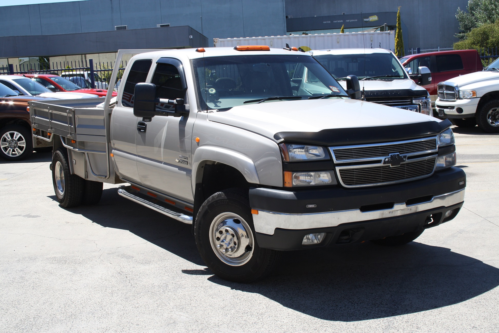 2006 Pre Owned Chevrolet Silverado 3500 full
