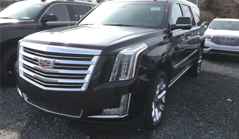 2017 New Cadillac Escalade Platinum ESV Edition full