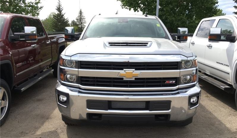 2018 New Chevrolet Silverado 2500 LTZ full