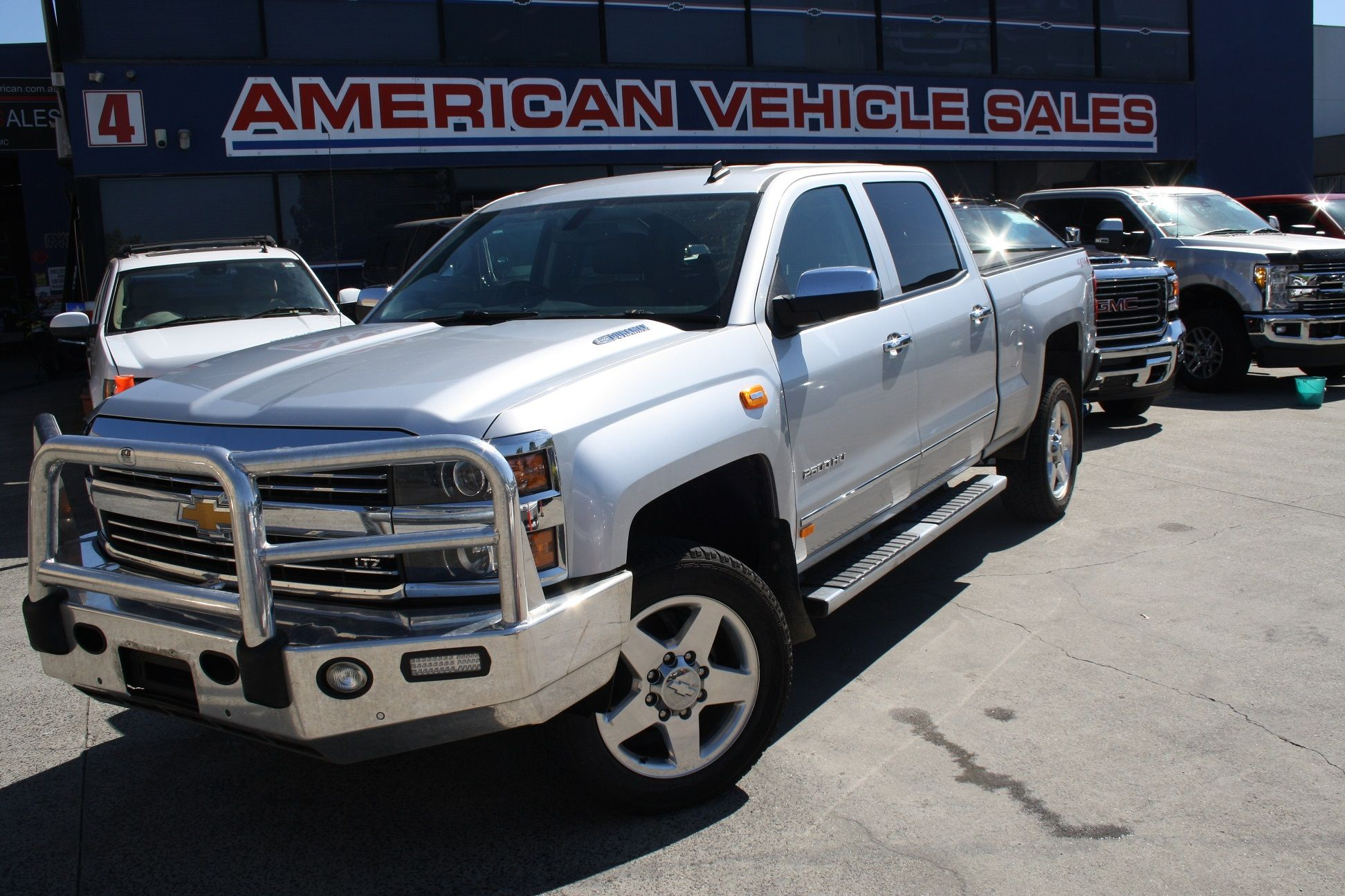 2015 Pre Owned Chevrolet Silverado Crew Cab Turbo Diesel