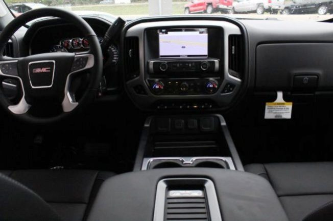 2018 New GMC Sierra SLT 2500HD Crew Cab full