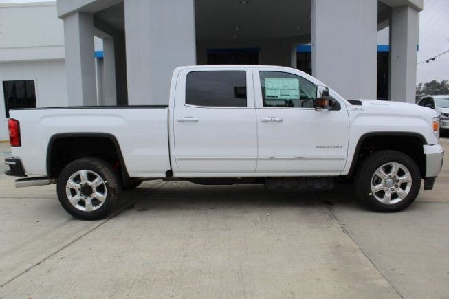 2018 New GMC Sierra SLT 2500HD full