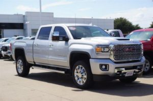 New 2018 GMC Sierra