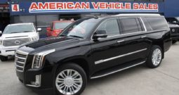 2016 New Cadillac Escalade Platinum ESV Edition