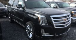 2017 New Cadillac Escalade Platinum ESV Edition