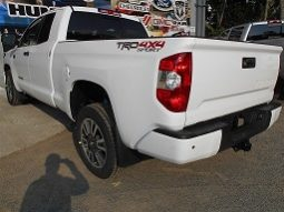 2018 New Toyota Tundra TRD 4×4 Sports Edition Double Cab full