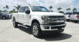 New 2018 Ford F-250 Lariat Superduty Crew Cab