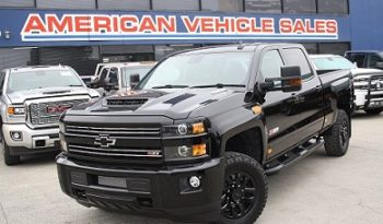 New 2018 Chevrolet Silverado 2500HD Midnight Edition