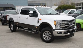 2018 New Ford F250 Lariat Super Duty Crew Cab full