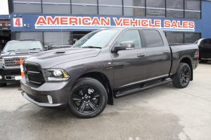 2018 New Dodge Ram