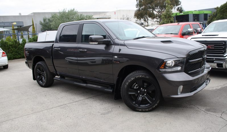 2018 New Dodge Ram 1500 Crew Cab 4×4 Petrol V8 full