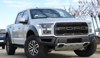 2019 New Ford F150 Raptor