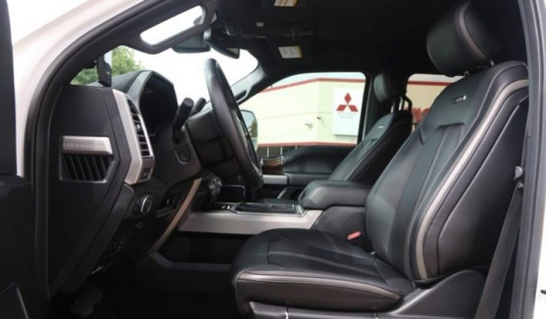 2019 New Ford F250 Platinum Super Duty Crew Cab full