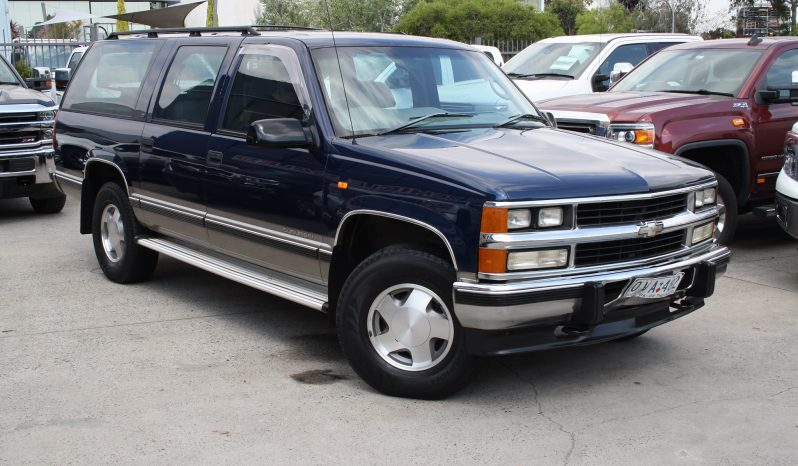 1998 Pre Owned Holden Suburban full
