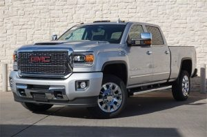 2019 New GMC Sierra Denali
