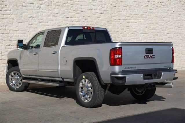 2019 New GMC Sierra Denali 2500HD 4×4 Crew Cab Turbo Diesel full