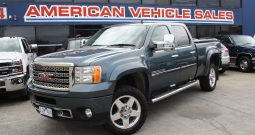 2012 Pre Owned GMC Sierra Denali Crew Cab 2500HD Turbo Diesel