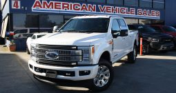 2019 New Ford F-250 Platinum Edition Diesel