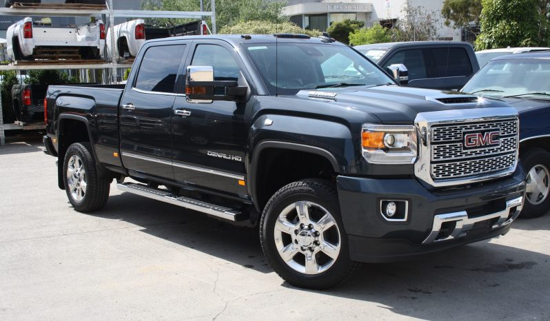 2019 New GMC Sierra Denali Crew Cab Turbo Diesel full