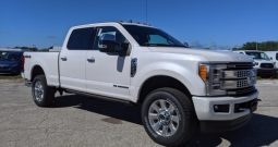 2020 New F-250 Superduty Platinum Crew Cab Turbo Diesel