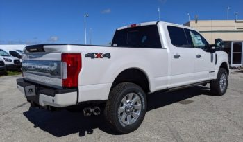 2020 New F-250 Superduty Platinum Crew Cab Turbo Diesel full